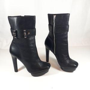 Michael Kors Stiletto Platform Boots 7.5 AS IS